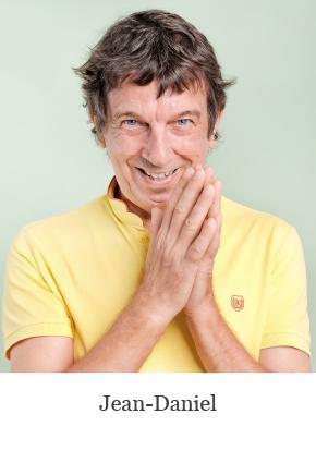Jean-Daniel - CEO & Gardener