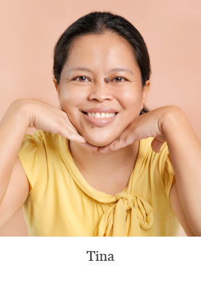 Tina - Accounting & Finance supervisor